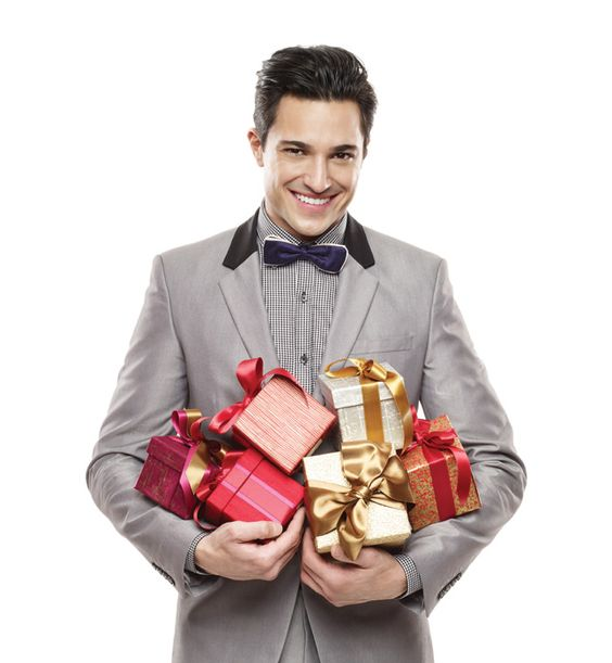 Send your hubbies and sons to the Mary Kay gift guide for great ideas for you!