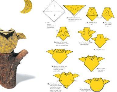 Make A 3d Origami Owl