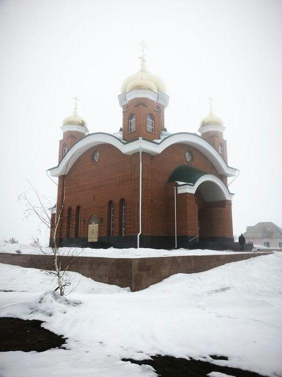 #rudny #рудный #собор