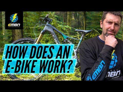 How Does An Electric Bike Work The Basics Of An E Mtb Youtube