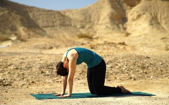 4 Yoga Poses To Give Your Spine A Complete Stretch