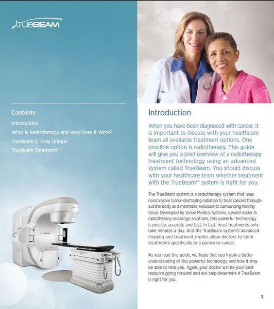 Best Varian Marketing Kit Previews Images On   Cancer