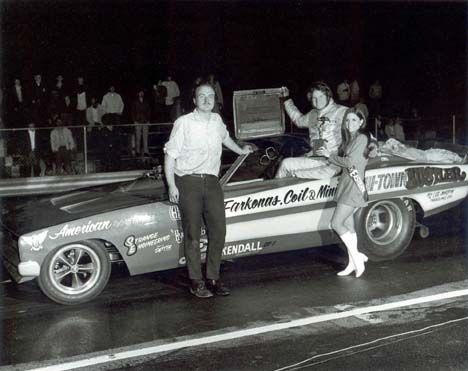 Austin Coil with the Chi Town Hustler | NHRA | Pinterest ...
