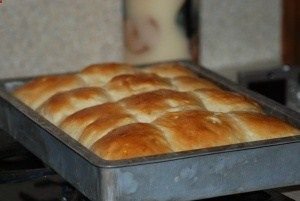 bread machine sweet Hawaiin rolls .