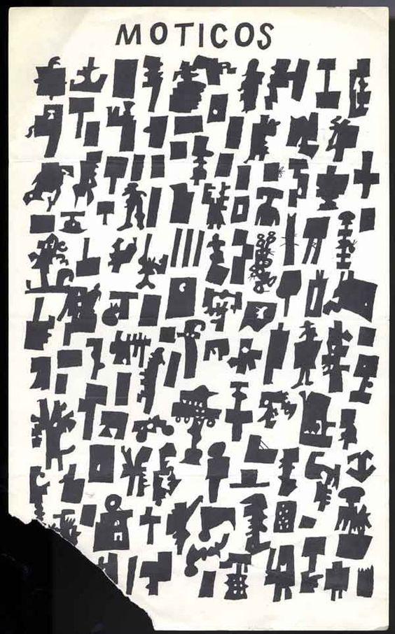 RAY JOHNSON EN EL MoMA