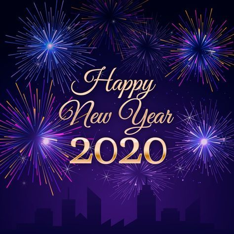 Download Happy New Year Concept With Fireworks For Free Happy New Year Images Happy New Year Png New Year Wishes