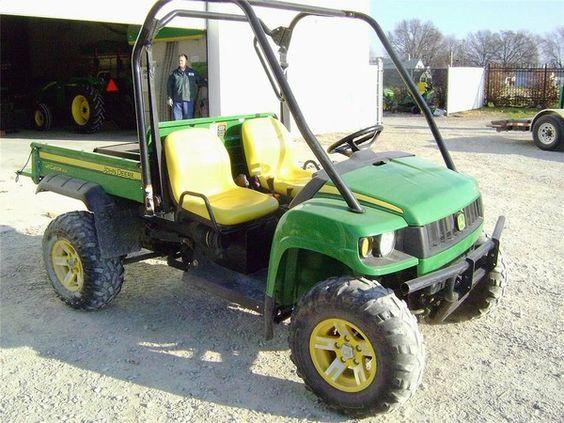 Deer Country Equipment - John Deere GATOR XUV 620I