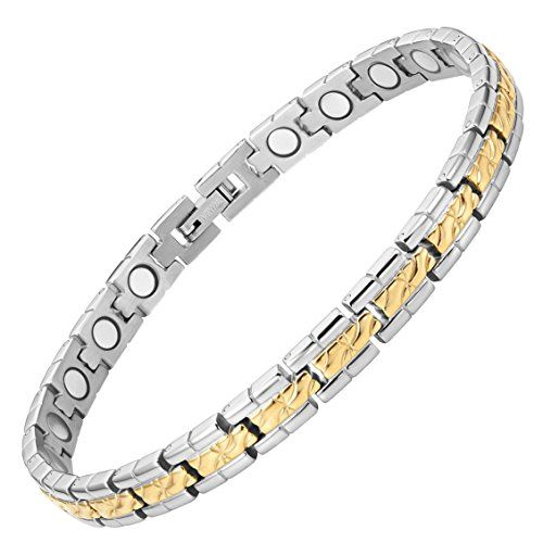 Premium Quality Magnetic Titanium Bracelet by Willis JuddBlending elegance with strength Willis Judd are proud to present this stylish magnetic bracelet. The use of magnetic therapy can be traced ba...