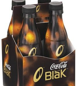 Of course it didn't take long for soda companies to try to woo the java junkies. Coca-Cola Blak combines coffee and soda for one powerful caffeine kick, and it's not alone. Pepsi released Kona, which was eventually discontinued and replaced by Pepsi Max Cappuccino.   - Delish.com