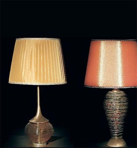 Tischlampen mit Muranoglas in Berlin und in Baden- Baden kaufen, 030/120-276-22
