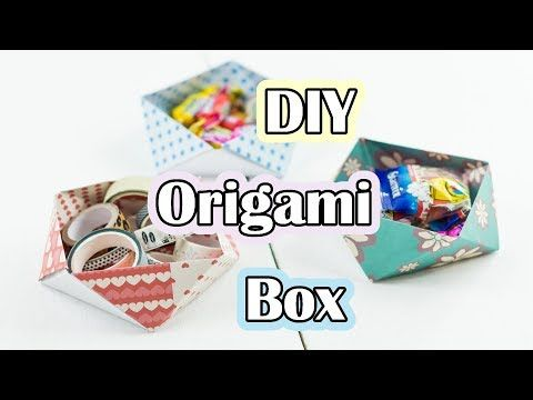 Easy Origami: a Cupcake - YouTube | 360x480