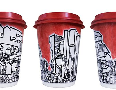 """Check out new work on my @Behance portfolio: """"Coffee"""" http://on.be.net/1NOxN71"""