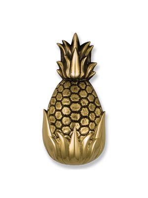 Pineapple Door Knocker