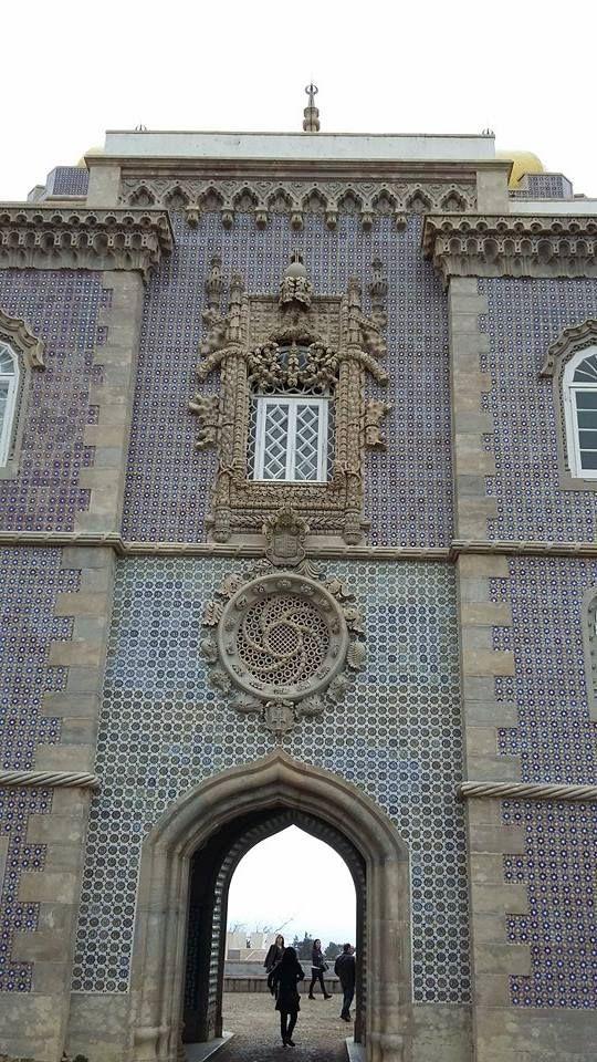 Palácio Nacional Pena -Sintra