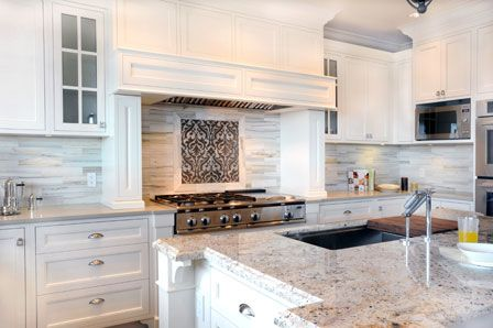 Best Kitchen With Benjamin Moore Cc40 Cloud White Cabinets 400 x 300