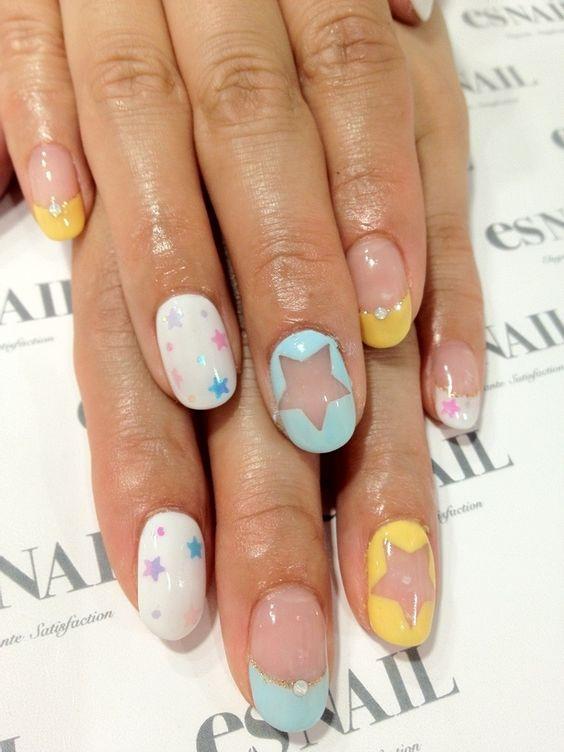 Nail art nail salon nail blog amebagg daily es for 3d nail art salon