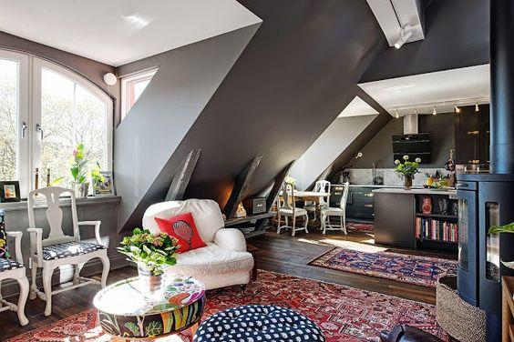 deco-appartement-sous-combles.jpg (640×427) | appart sous combles ...
