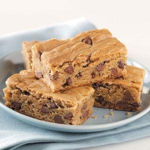 peanut butter brownies..........YUM!