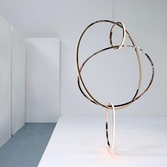 Light sculpture by @niamhbarry1 #wonderful