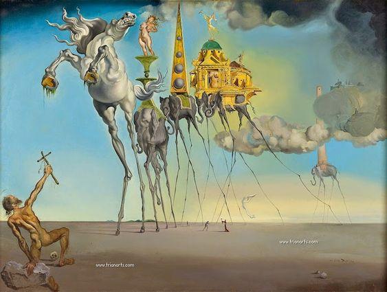 Salvador Dalí: El genio de Figueras - TrianartsTrianarts