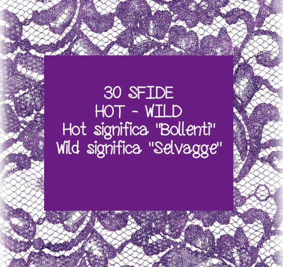 30 SFIDE HOT BOLLENTI WILD SELVAGGE sfide penitenze   #addionubilato #addionubilatohot #addioalnubilato #penitenza #sfida #sesso #sexy https://www.etsy.com/it/listing/256014640/sfide-penitenze-hot-bollenti-wild?ref=shop_home_active_1