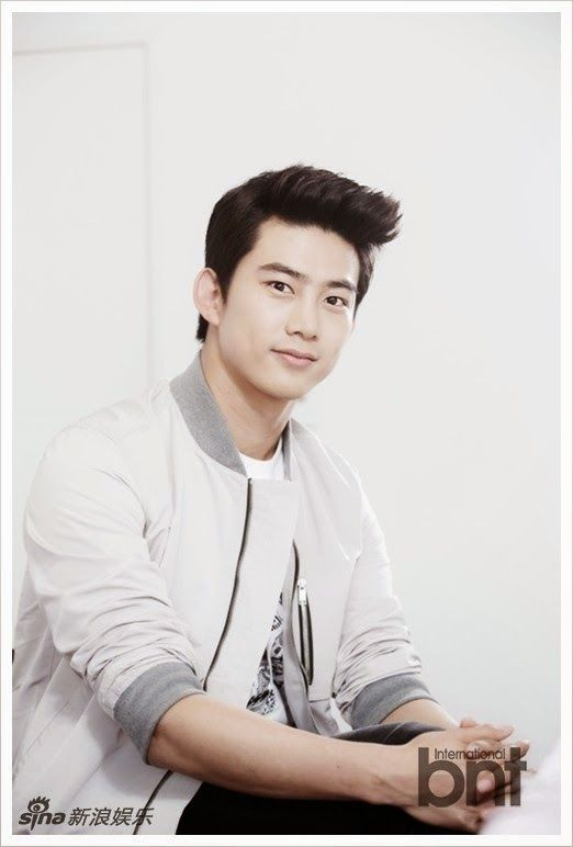 Ok Taecyeon - Love this pic too! :)