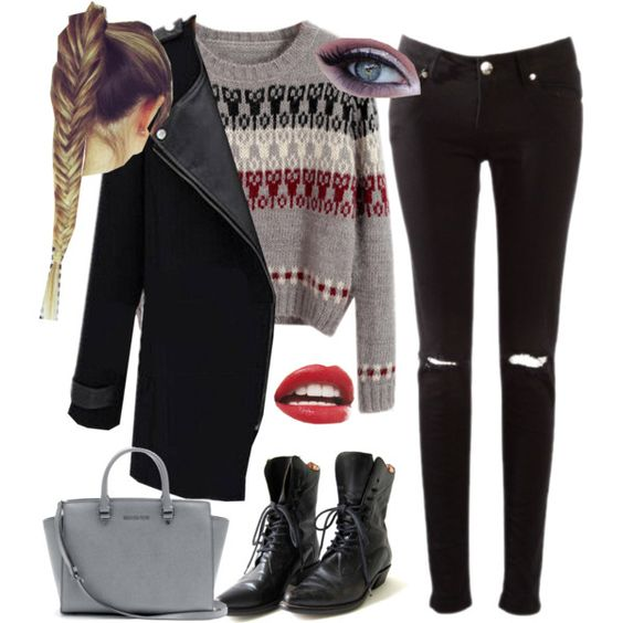 """""""Winter times"""" by alkats on Polyvore"""