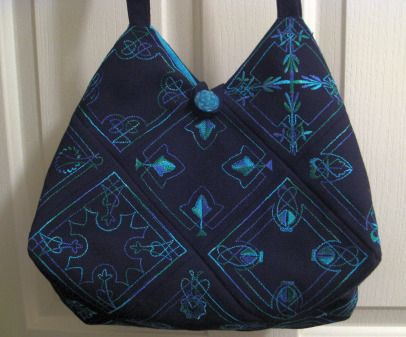 Its In The Frame Bag  Sewing Tutorial