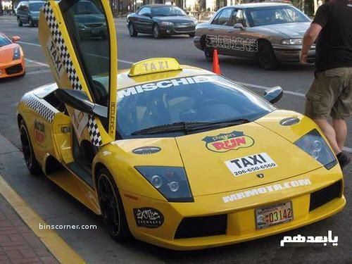 This Italian Supercar Taxi Was Spotted In Dubai Leamington Spa