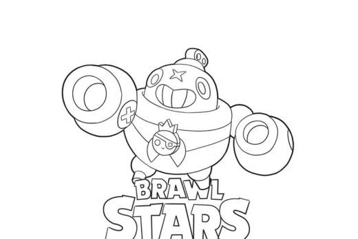 Brawl Stars Tapety Wallpapers Color For Fun 2020 Cizim