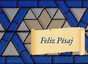 Pascua Judia. Pesaj siempre - Correomagico   Mágicas postales animadas gratis