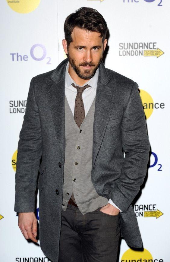 Ryan-Reynolds men's fashion