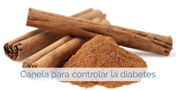 Manzanilla y canela para bajar el azúcar y controlar la