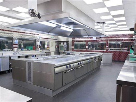 Cocinas industriales para hosteleria cocina refugio for Medidas cocina restaurante