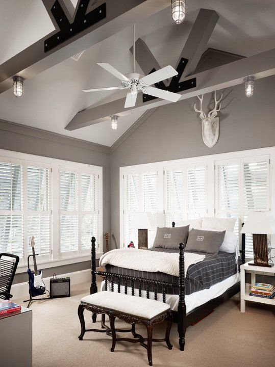 Source Dillon Kyle Architecture Open Vaulted Ceiling