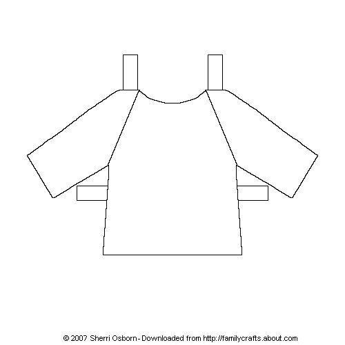 T Shirt Outline Worksheet For Essays - image 7