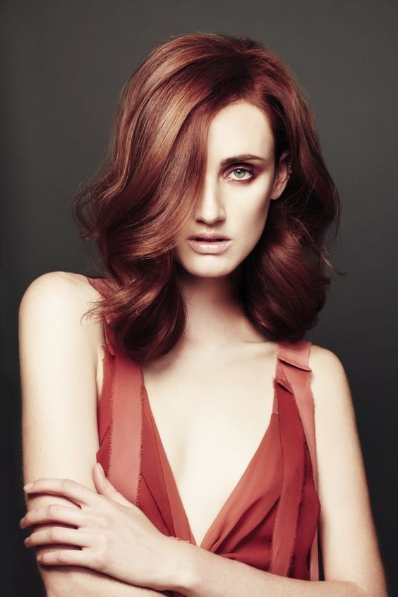 Studiocabello coppers and reds pinterest for A stuart laurence salon