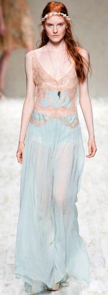blugirl wiosna-lato 2013  colors!