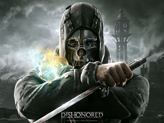 Dishonored Video Game #Background