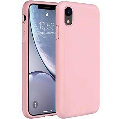 Miracase Liquid Silicone Case Compatible with iPhone XR 6... https ...