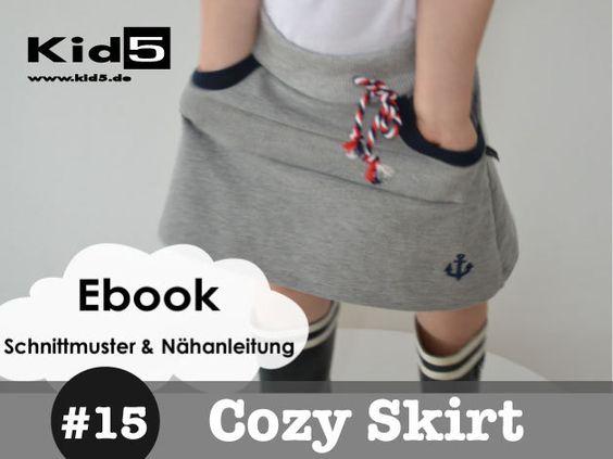 ★ ebook Sweat/ Jersey ROCK 7 Größen!! von Kid5  auf DaWanda.com