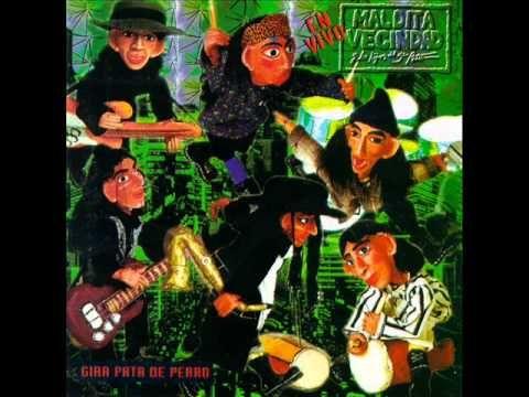 Maldita Vecindad y los Hijos del 5o Patio - En Vivo: Gira Pata de Perro (1994) - YouTube