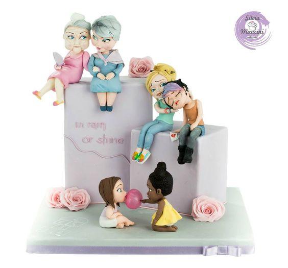 Cake Art Co Kirkland : Silvia Mancini Cake art & Co Bolos/cakes. Pinterest ...