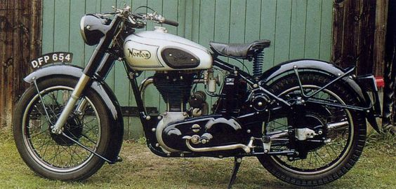 Norton 500 Model 18 In 2020 With Images Motor