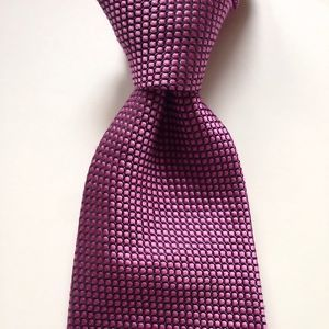 TOM FORD Silk tie in Radiant Orchid
