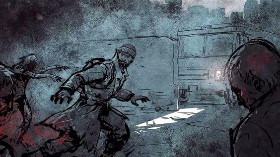 quadrinho deadlight - Pesquisa Google
