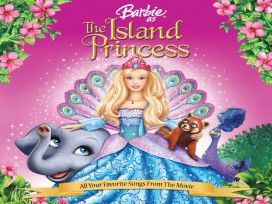 Barbie As The Island Princess Cartoon Widescreen Image For Ipad