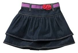 Resultado de imagen para skirt for girl