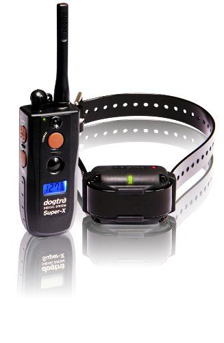 Dogtra Super X 1 Dog Training Collar - http://www.thepuppy.org/dogtra-super-x-1-dog-training-collar/