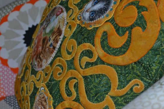 Творения из ткани (Квилтинг) – 57 фотографий